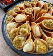 Atayef (a Middle Eastern pancake with a twist) – the winning recipe from innocent Ireland's dairy-free cook off