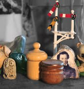 Sara Baume: On my desk, I have a family of nine small objects, my talismans