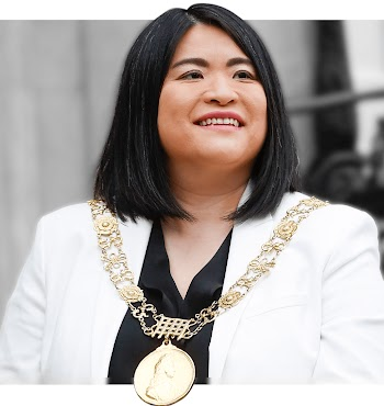 Hazel Chu, Lord Mayor of Dublin