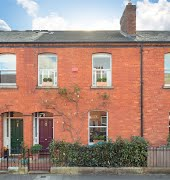This gorgeous redbrick home in Rathmines is on the market for €825,000