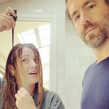 dyeing hair at home