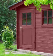 From benches and sheds to your front door: a guide to painting outdoor wood