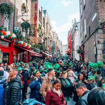 St Patrick's Day cancelled Paddy's Day cancelled