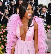 Supermodel Naomi Campbell becomes a mum at 50