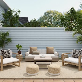 Everything you need do up your balcony, backyard or patio for summer