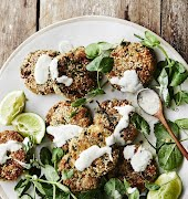 What to eat tonight: Green quinoa burgers