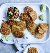 What to eat tonight: Smoked sweetcorn fritters
