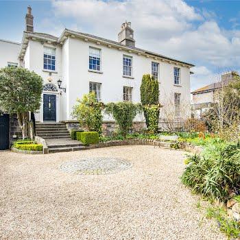 Mary Robinson's house Ranelagh