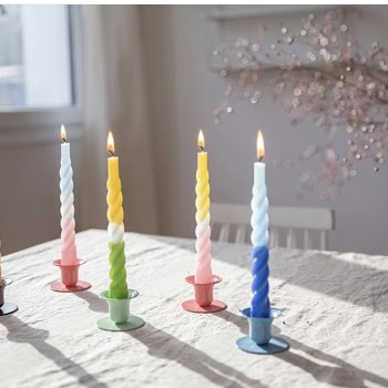 Instagram candles
