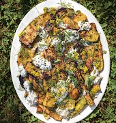 Gill Meller's barbecued courgettes will make your weekend BBQ