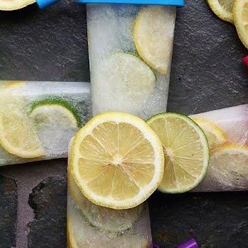Gin & Tonic Ice Pops