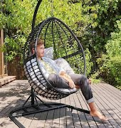 Lidl's famous hanging basket chair will be back in stores later this month
