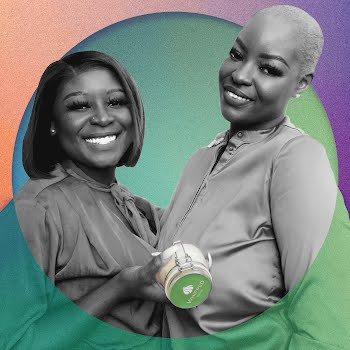 Denga and Masindi Phiringa, a pair of South African sisters currently studying law and psychiatric nursing, launched the skin and hair care brand, Whipped 2 Glow