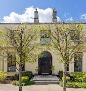 This striking home in Marino Park, Blackrock, in of the market for €1.85 million