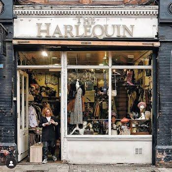 Irish fashion boutique