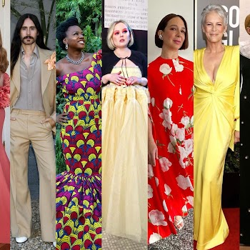 best dressed golden globes 2021