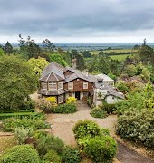 This quaint, cedar-clad house in Wicklow is on the market for €1,495,000