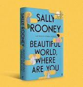 Here's your first look at Sally Rooney's upcoming new novel