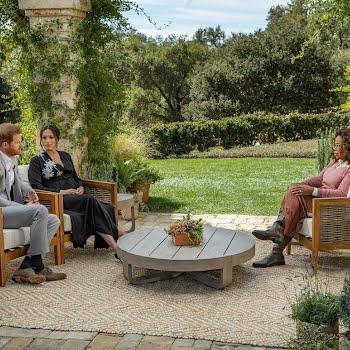 Prince Harry Oprah