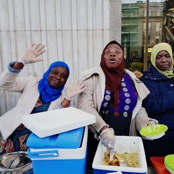 women-led charities